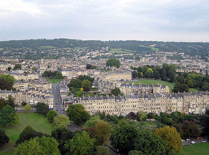 Travel From London to Bath