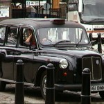 Taxis & Transport near to Waterloo Tube Station in London