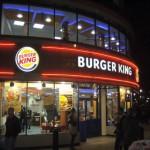 Fast Food Restaurants Near Victoria Railway Station In London
