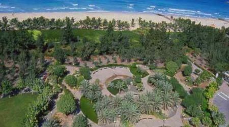 Jumeirah Beach Park Dubai Overview