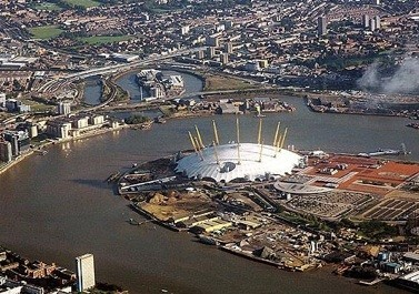 How to get to O2 Arena in London by Tube, Bus or Rail