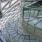 Interactive Panorama View of London City Hall on the Internet