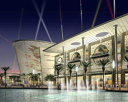 Famous Areas to Visit and Shop in Dubai