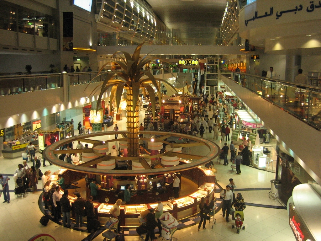 Places to Enjoy Shopping in Dubai