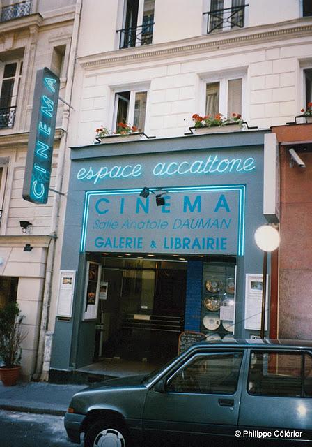 Accattone Cinema Paris