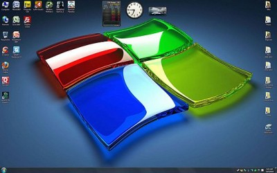 Background Images and Themes to Windows 7