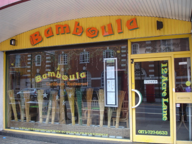 Bamboula Jerk Kitchen logo