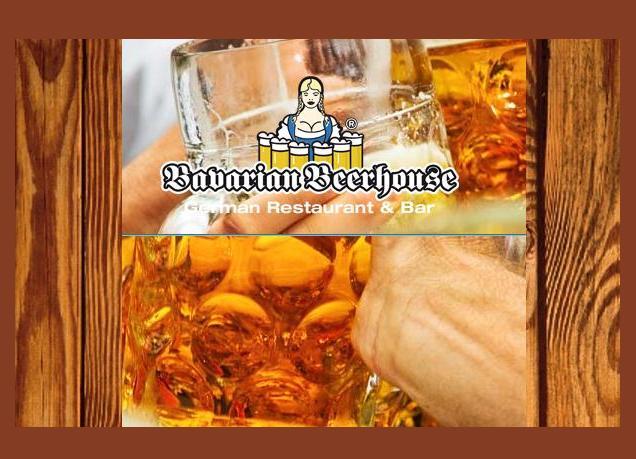 Bavarian Beer house logo