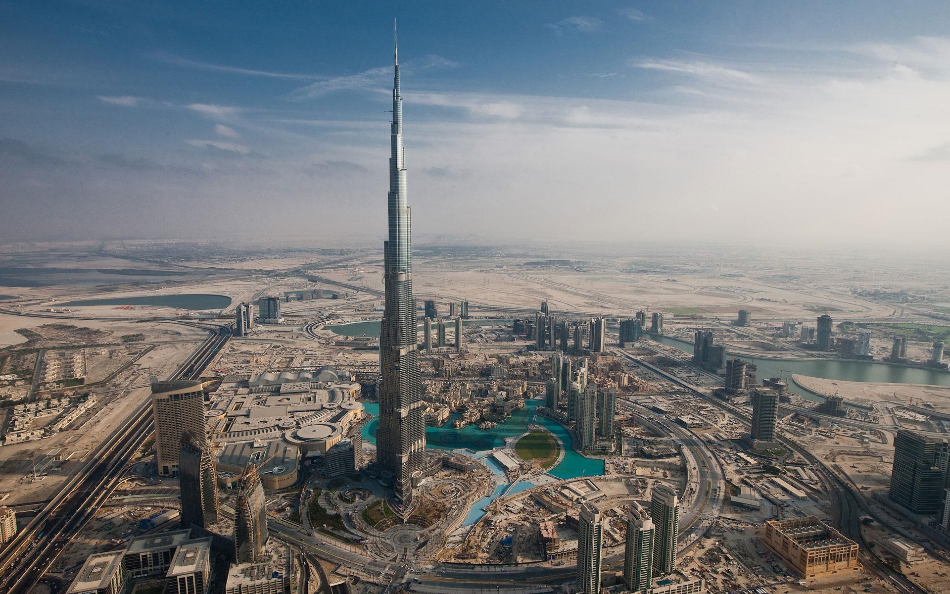 Burj Khalifa Dubai Overview