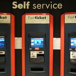 Fast-ticket machines
