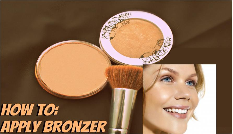 How to Apply Bronzer Step by Step Guide