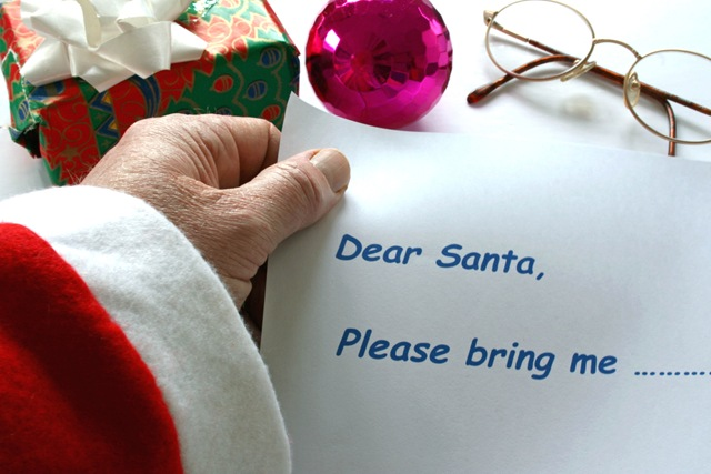 How to Write Christmas Letter to Santa