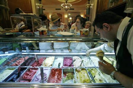 Ice Cream Parlours in London