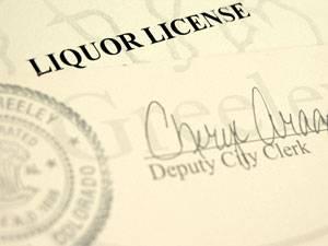 Liquor License for a Restaurant in London