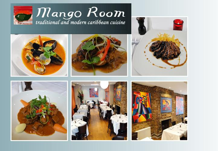 Mango Room logo