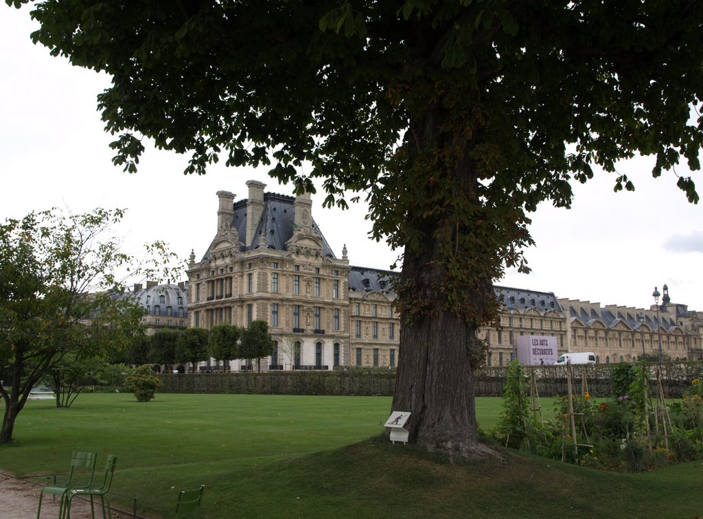Musee Des Arts Decoratifs Paris Overview
