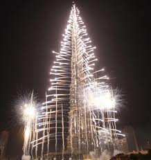 New Year Eve Firework Venues in Dubai