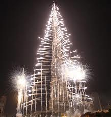 New Year Eve Firework Venues in Dubai