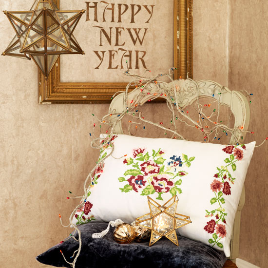 New Year Party Ideas for Home