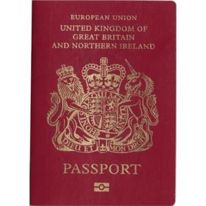Passport Particulars Change in London