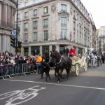 New Year Parade Venues in London