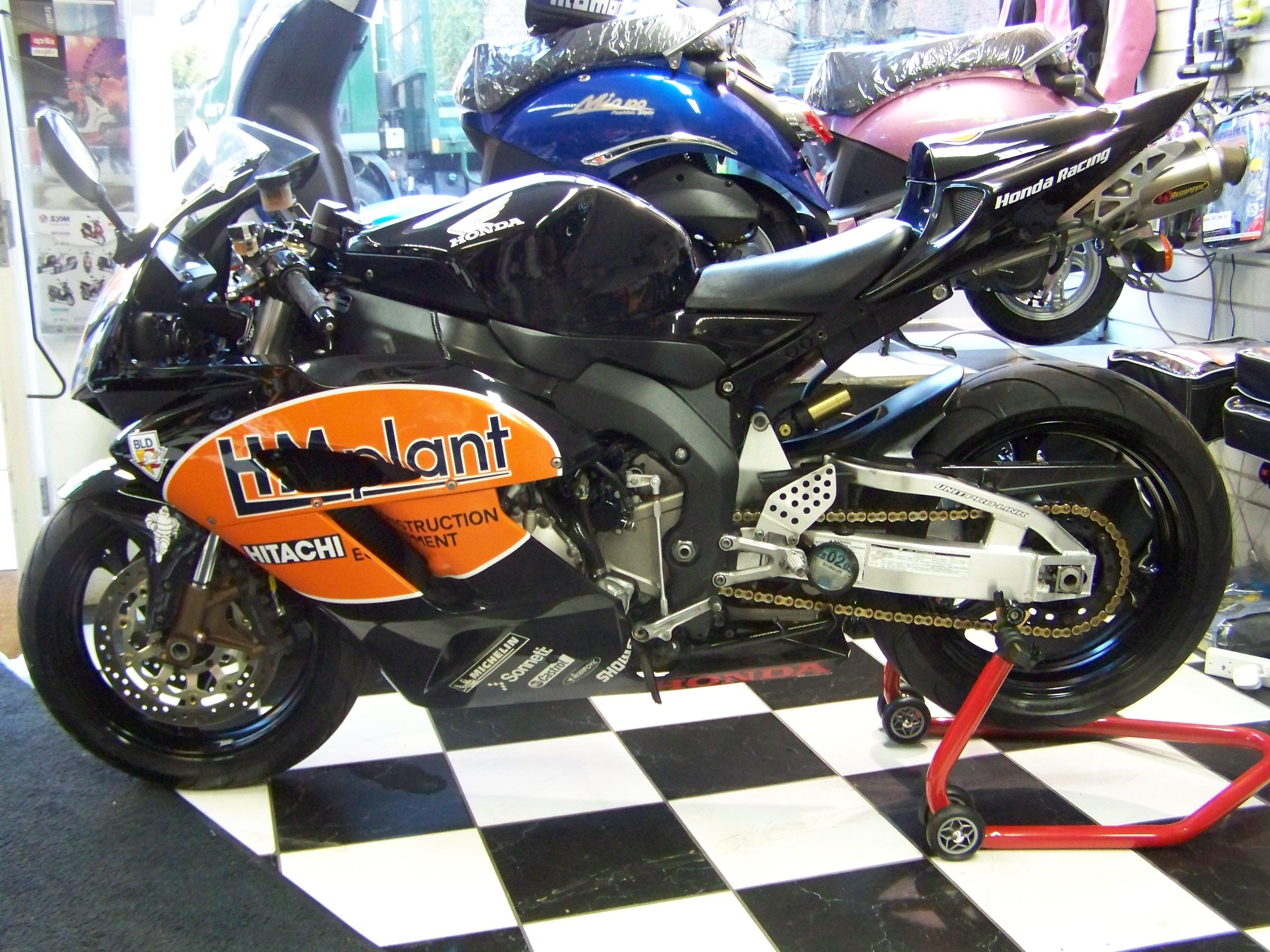 Sale Used Motorcycle London