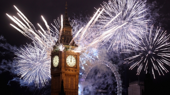 Step by Step List of Venues for New Year Eve Fireworks in London