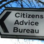 Citizens Advice Bureau in London