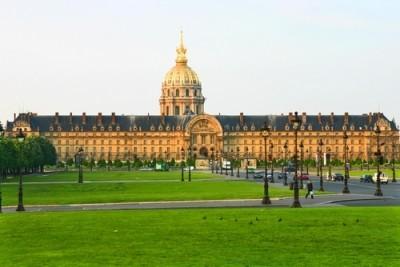 Dome Des Invalides Paris Overview