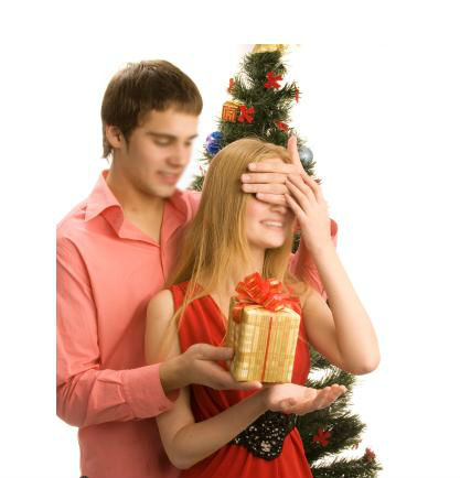romantic christmas surprise