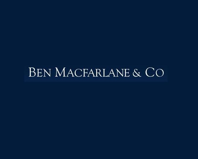 BEN Macfarlane and co London
