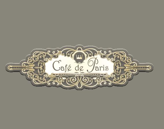 Cafe De Paris Logo