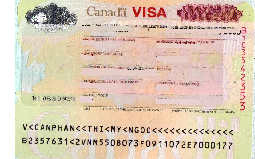 Canadian Work Visa Travel To Usa