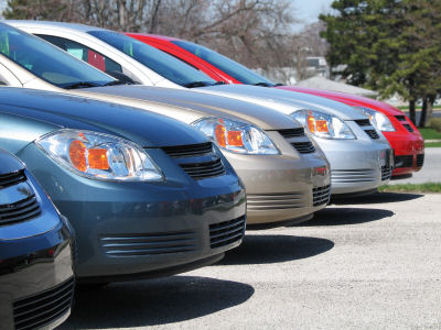 List of Car Hire Services in London