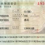 China Visit Visa From London