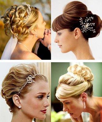 Wedding Hairstyles for Medium Length Hairs