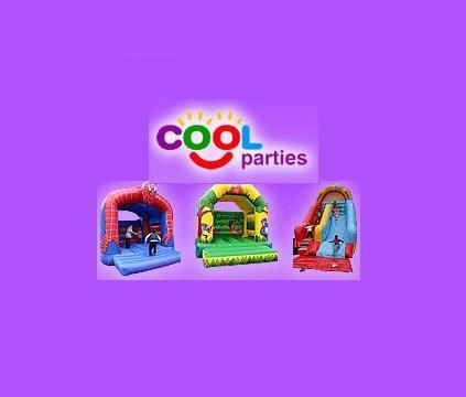 Cool Parties logo
