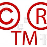 Copyright registered trade mark