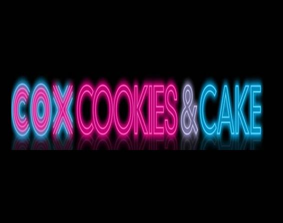 Cox Cookies and Cakes logo