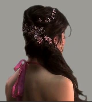 Do a Side Swept Ponytail Hairstyle