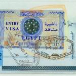 Egypt tourist visit visa from London
