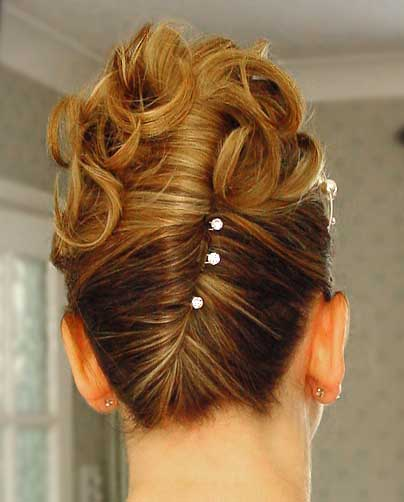 Elegant Wedding Hairstyles Ideas