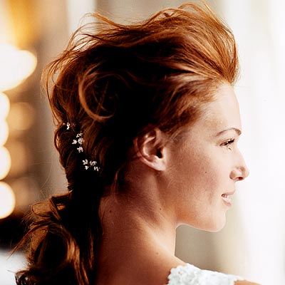 Hairstyle for the Spring Formal