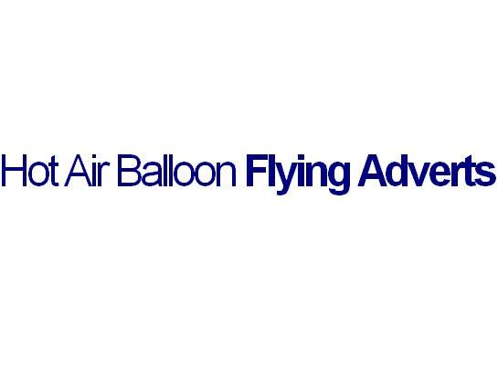Hot Air Balloon Flying Adverts logo