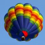 Hot air balloon shops