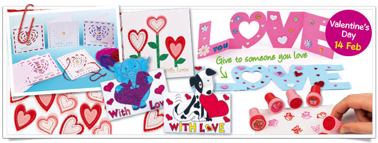 How to Make a Valentine's Day Card for Children