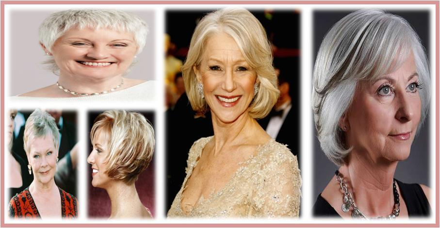 How to Short Hairstyles for Older Women with Fine Hair