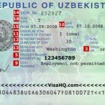 How to get Uzbekistan visa from London