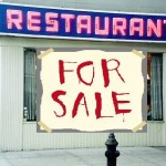How to sell restaurant business in London