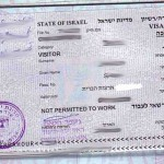 How to Get Israel Tourist Visit Visa from London